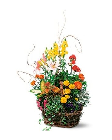 Summer Garden Festival Flower Arrangement