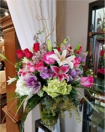 European Delight Flower Arrangement