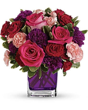 Bejeweled Beauty by Teleflora Flower Arrangement