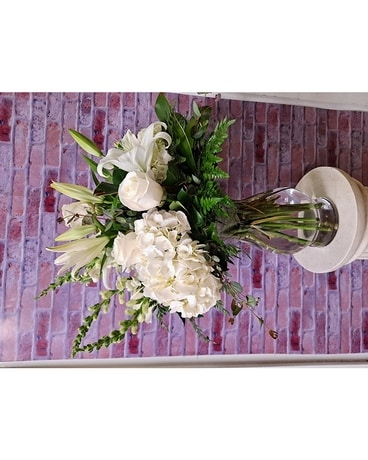 Custom Designed Elegant Vase Specialty Arrangement