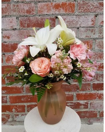A Mother's Love Flower Arrangement