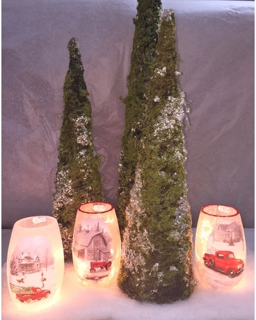 Stoneycreek lighted Jars Gifts