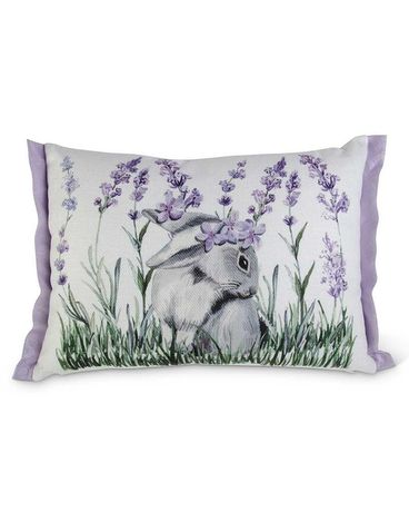 Bunny and Lavender Pillow Gifts