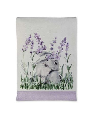 Bunny and Lavender Table Runner Gifts