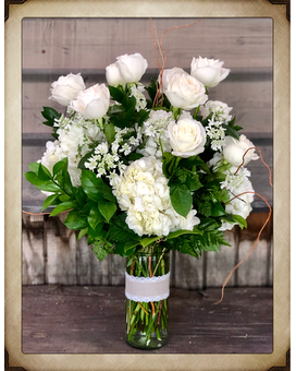 Truly Elegant Flower Arrangement