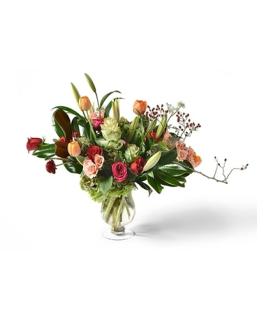 Abundant Grandeur Flower Arrangement