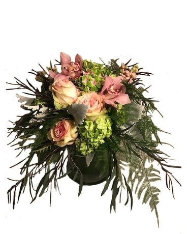 Bohemian Romance Flower Arrangement