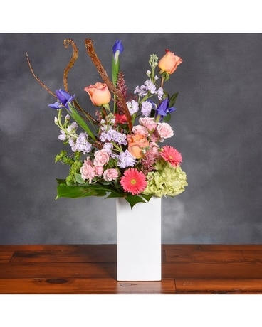 In the garden- Large Flower Arrangement