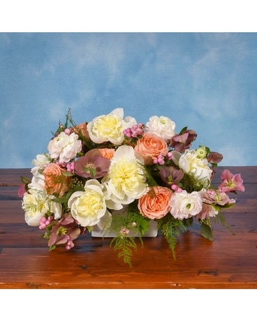 Breath of Fresh Air Flower Arrangement