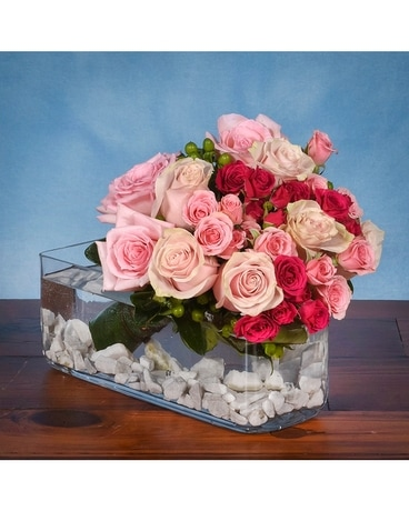 Special Sweetheart Flower Arrangement