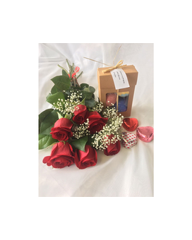 Chapter 2  - Book of Love Bouquet