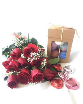 Chapter 3 -  Book of Love Flower Arrangement