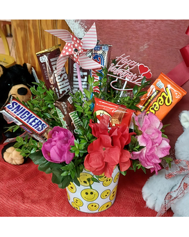 Candy Bouquet Custom product