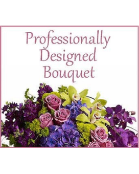 Custom Designs Flower Arrangement