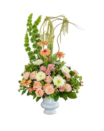 Divine Grace Tribute At Fairhaven Funeral Home In Macon Ga Lawrence Mayer Florist