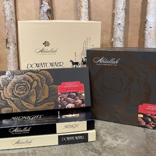 Abdallah Brand Chocolates