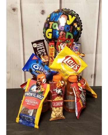 Gatorade Bouquet Gift Basket