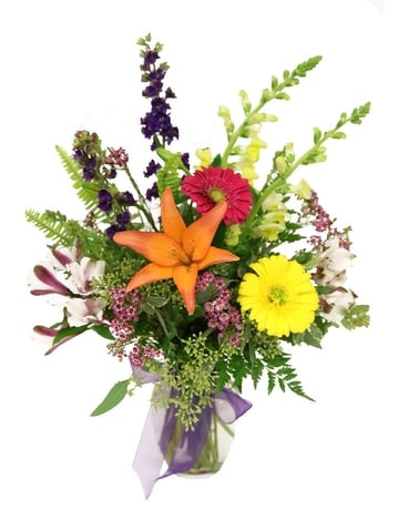 Grohe Mix Flower Arrangement