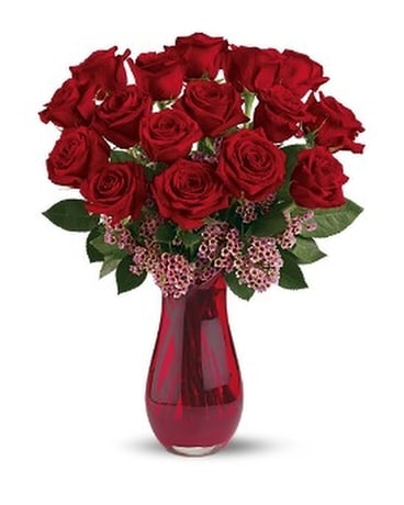 Teleflora's Elegant Love Bouquet Flower Arrangement
