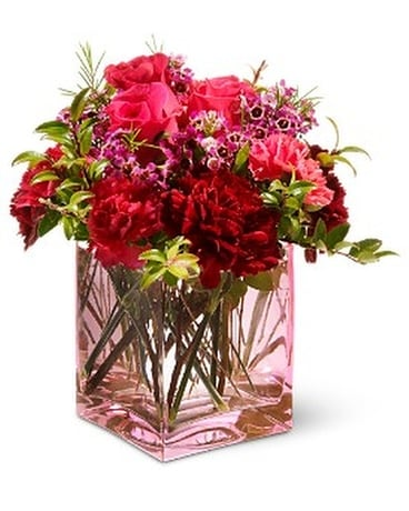 Teleflora's Touch of Love Flower Arrangement
