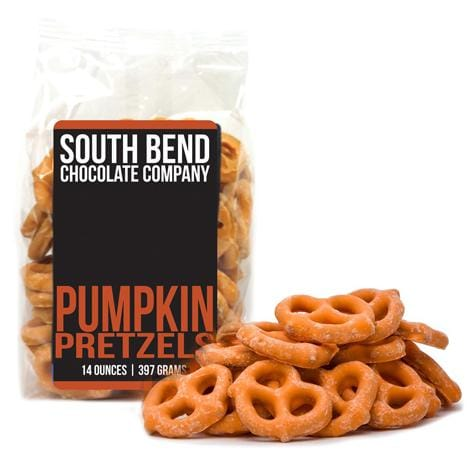 South Bend Indiana Pumpkin Pretzels