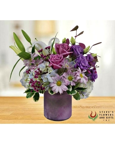 Do You Lilac it? Flower Arrangement