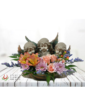 Trio of Faith Sympathy Arrangement