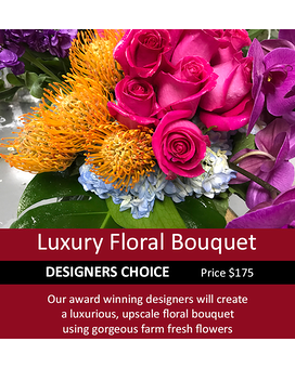 Designers Choice Luxury 175 Flower Arrangement