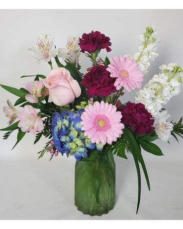 Spring Delight Flower Arrangement