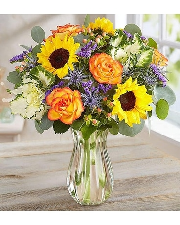 Autumn Charm Flower Arrangement