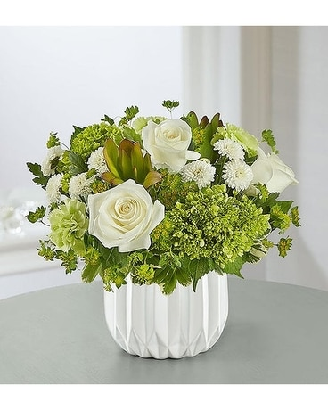Simple Sophistication Flower Arrangement