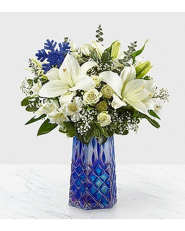 Winter Bliss Flower Arrangement