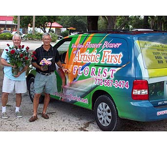 Artistic First Florist, Vero Beach, Florida - Meet our Staff, picture