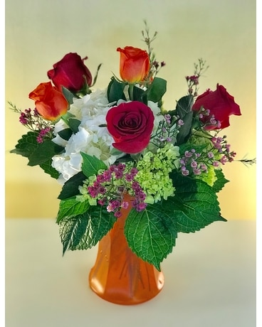 Crushing love Flower Arrangement