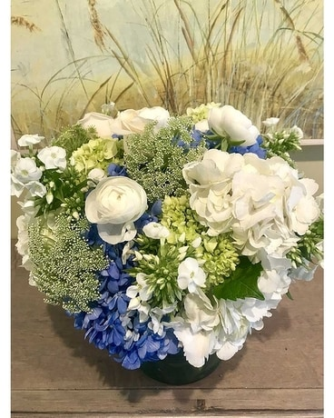 Beach to Mom Flower Arrangement