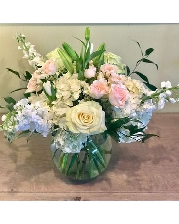 Pastel Love Flower Arrangement