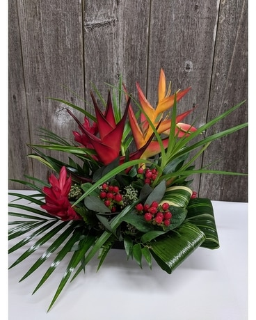 FBG's Paradise Power Flower Arrangement