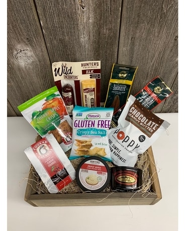 Sweet & Salty Snack Basket