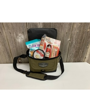 Hunter's Reserve Lunch Box Gift Basket