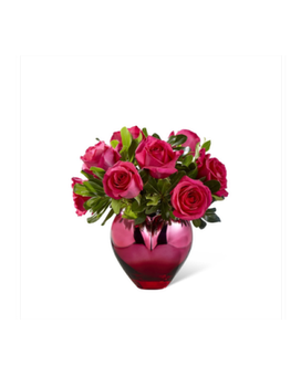 Hold Me in Your Heart - by Graceful Blossoms Flower Arrangement