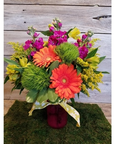 Summer Spash Flower Arrangement