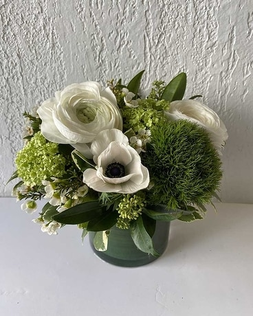 Virgo Flower Arrangement