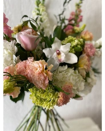 Pastels Flower Arrangement