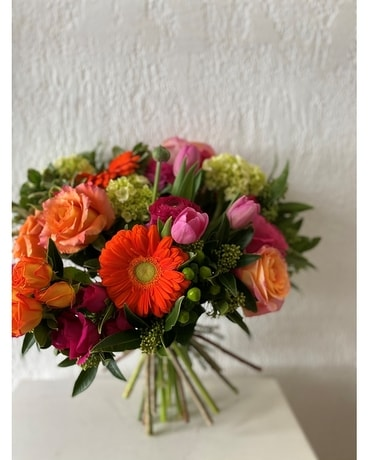 Vibrant Splash Bouquet