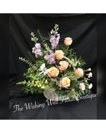 Gathering Day Flower Arrangement