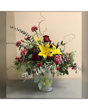 Fairytale Flower Arrangement