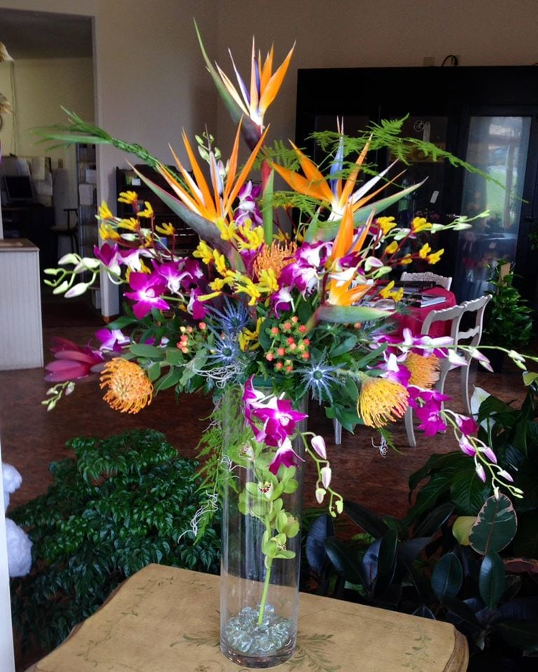 Let Kamp's Flowers & Greenhouse be your first choice for flowers.
