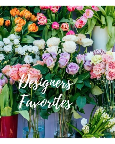 Designer's Favorites Flower Arrangement