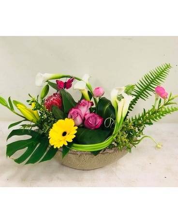 Lilie's of Every Day is Beauty Flower Arrangement
