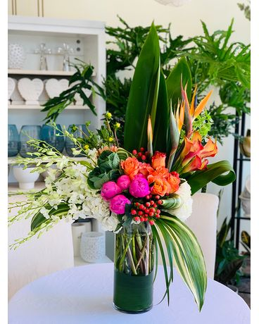 Ultimate Paradise Flower Arrangement